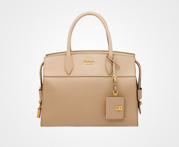 a00580d65a2e Esplanade Bag Prada CAMEO BEIGE 1 ...