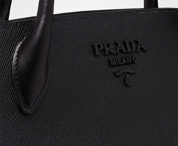 5a37f8fee226 ... Prada Monochrome Prada BLACK ...