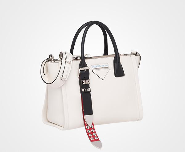Concept tote bag - White Prada WIVsvZ