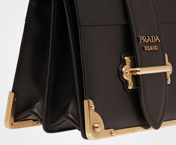 Prada Bags Cahier