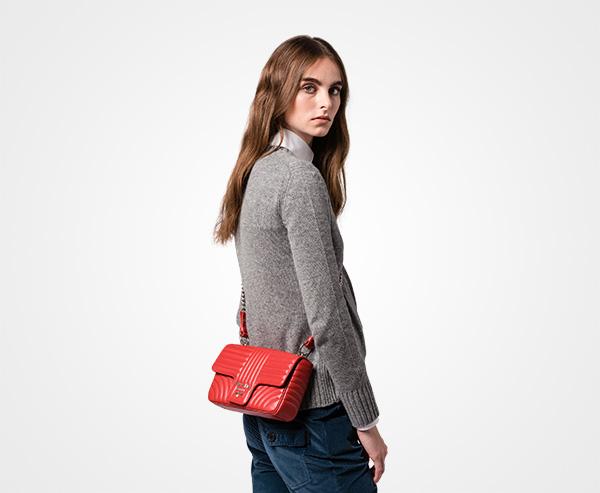 Prada Diagramme shoulder bag G52end