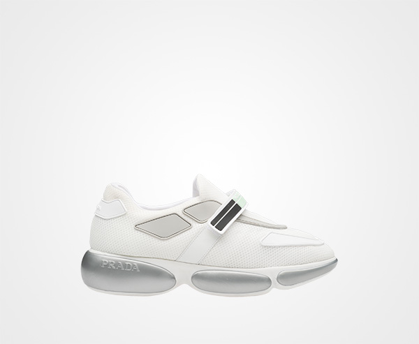 Cloudbust Nylon Slip On SneakersPrada VeQC0