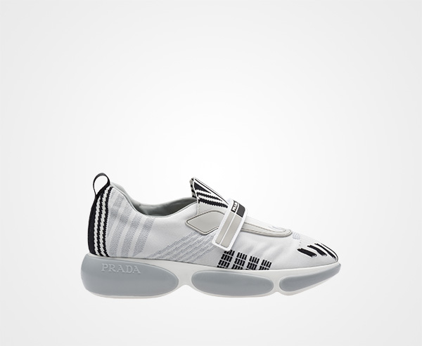 PradaKnitted sneakers IwiIeFu8