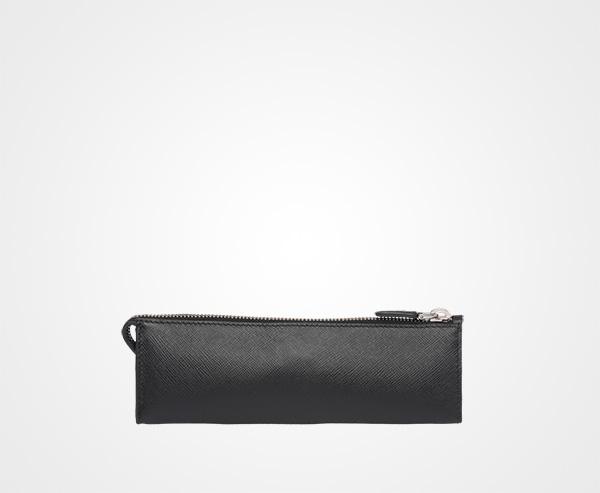 38654fcd5d Saffiano leather mini-pouch | Prada