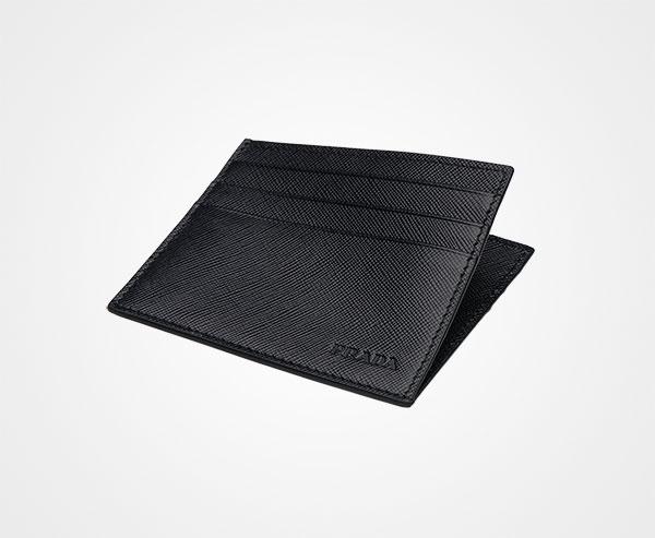 c70ec6eeee8a2e sweden prada mens credit card holder d9027 51cad