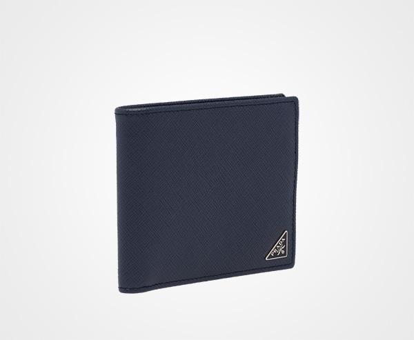 super popular 0be56 84c2c サフィアーノレザー 財布 | Prada