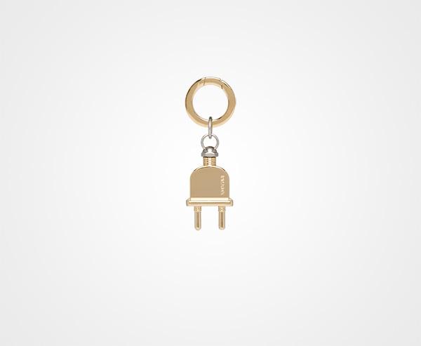 a5c7e186 Keychain trick with electric plug   Prada