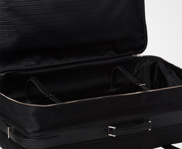 valigia rigida prada