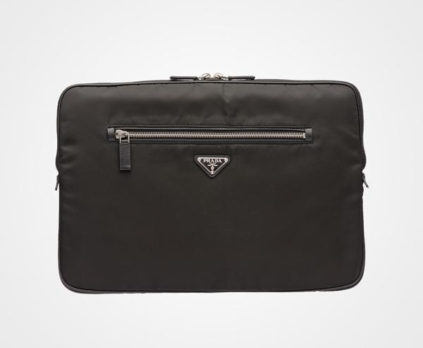 1e27df3cc04c Laptop Case Prada BLACK ...
