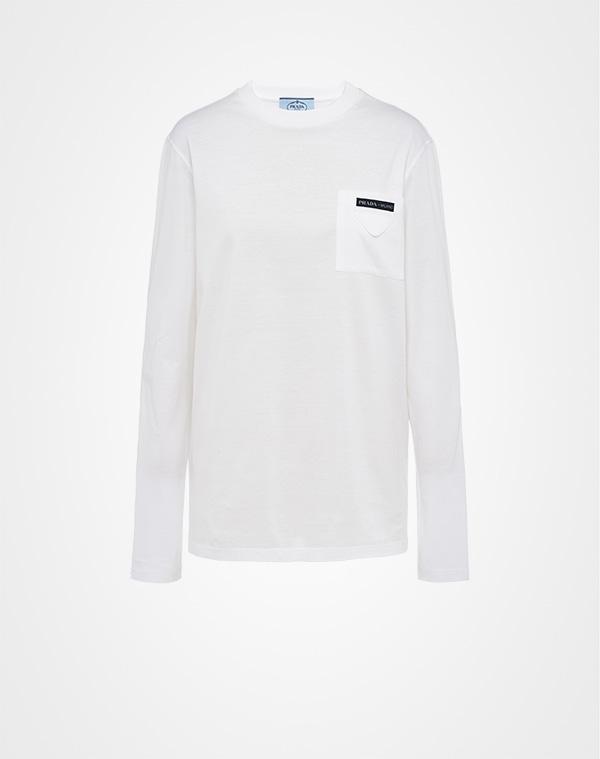 b5cbe4f401 Jersey T-shirt   Prada