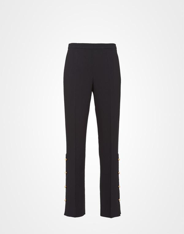 bcb0c06b98a55 Sablé trousers   Prada