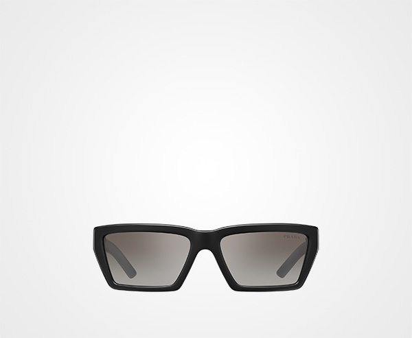f8af416457 Prada Disguise sunglasses Prada ANTHRACITE GRAY TO LAKE BLUE GRADIENT  LENSES WITH SILVER MIRROR FINISH ...