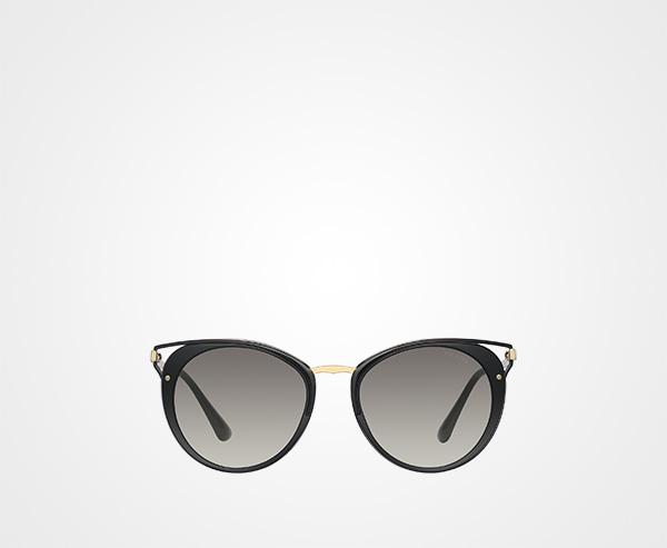d19a735e3cd3f Prada Cinéma Eyewear Prada GRADIENT ANTHRACITE GRAY LENSES ...
