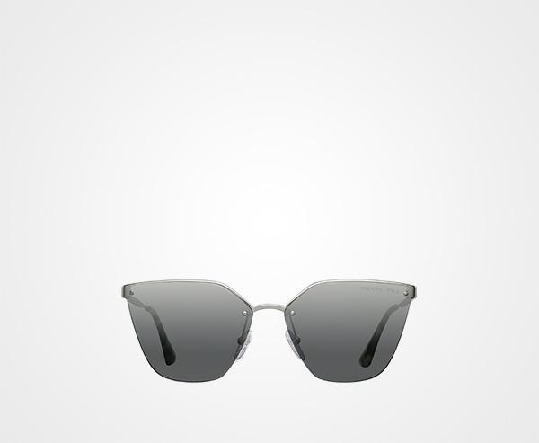 cc951f629a Prada Cinéma Eyewear Prada POLARIZED GRADIENT CARBON TO SILVER LENSES ...