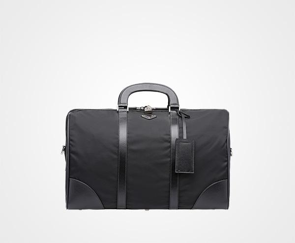 1e0592f40a4f Duffle Bag Prada BLACK ...