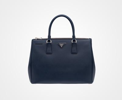 Prada Grey Handbag