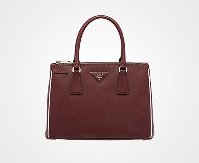 Purple Prada Bag