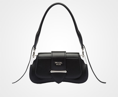 7981365a0946 Prada Sidonie leather shoulder bag