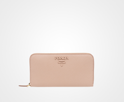 Prada Wallet With Bow