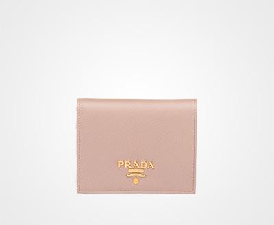hot sale online d1327 228e9 レディース 財布・キーケース・アクセサリー | プラダ