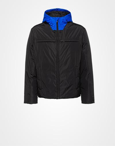 6e518a2787 Waterproof nylon puffer jacket