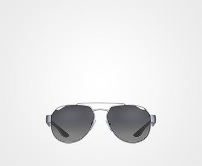 3a3fe9c1103a5 Prada Eyewear Collection sunglasses POLARIZED BLACK GRADIENT LENSES Prada