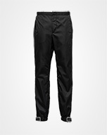 Gabardine nylon pants BLACK Prada