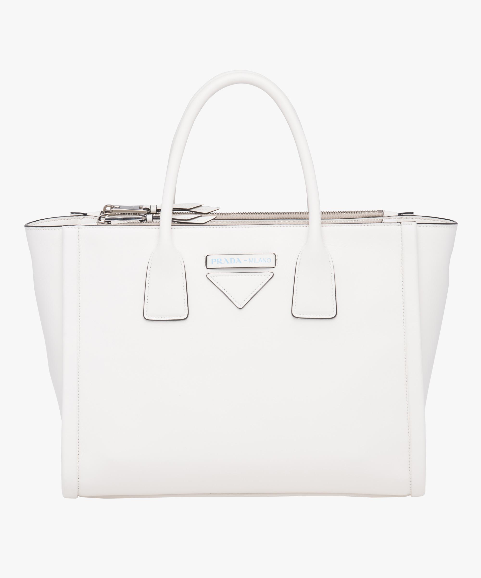 Concept shoulder bag - White Prada qh1pIs