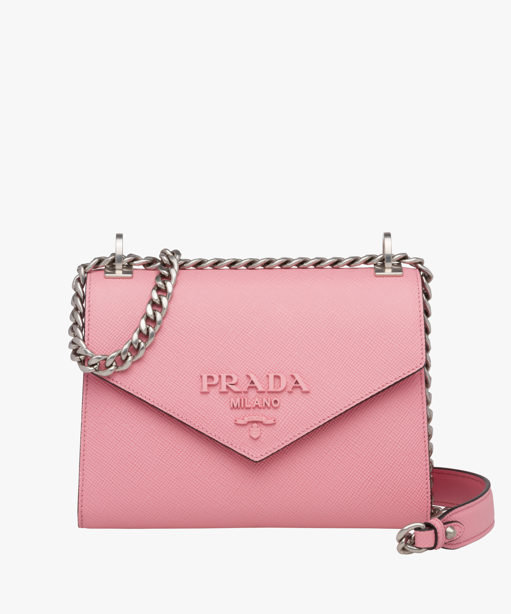 1e6e48e85fb3 ireland prada pink chain bag fe4b4 2b230