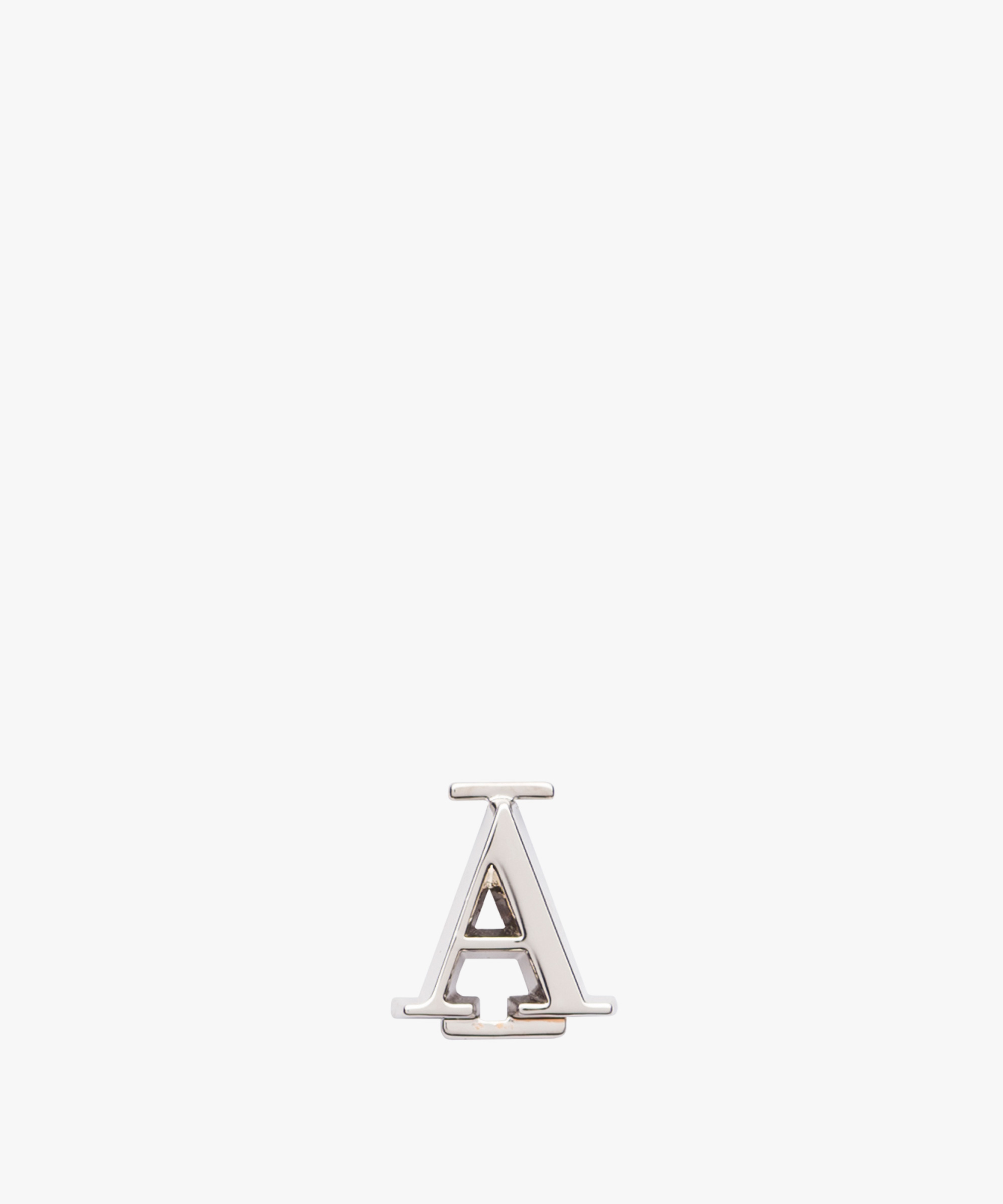 Metal Letter Prada POLISHED STEEL; Metal Letter Prada POLISHED STEEL ...
