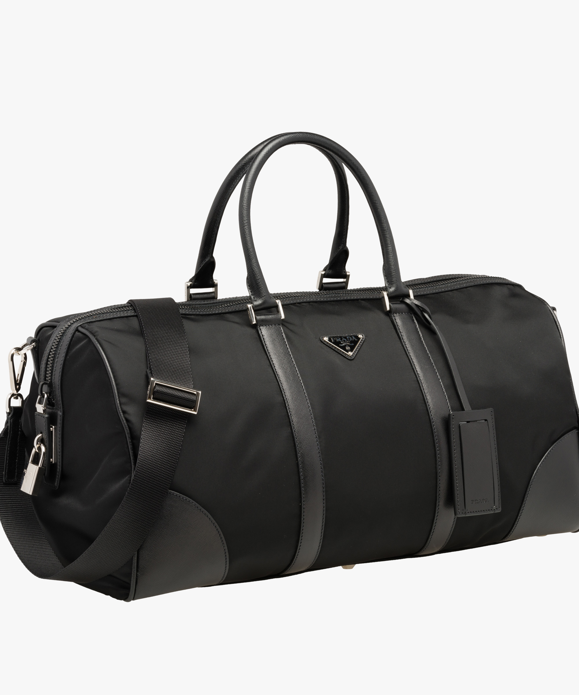 Prada Nylon Duffle Bag