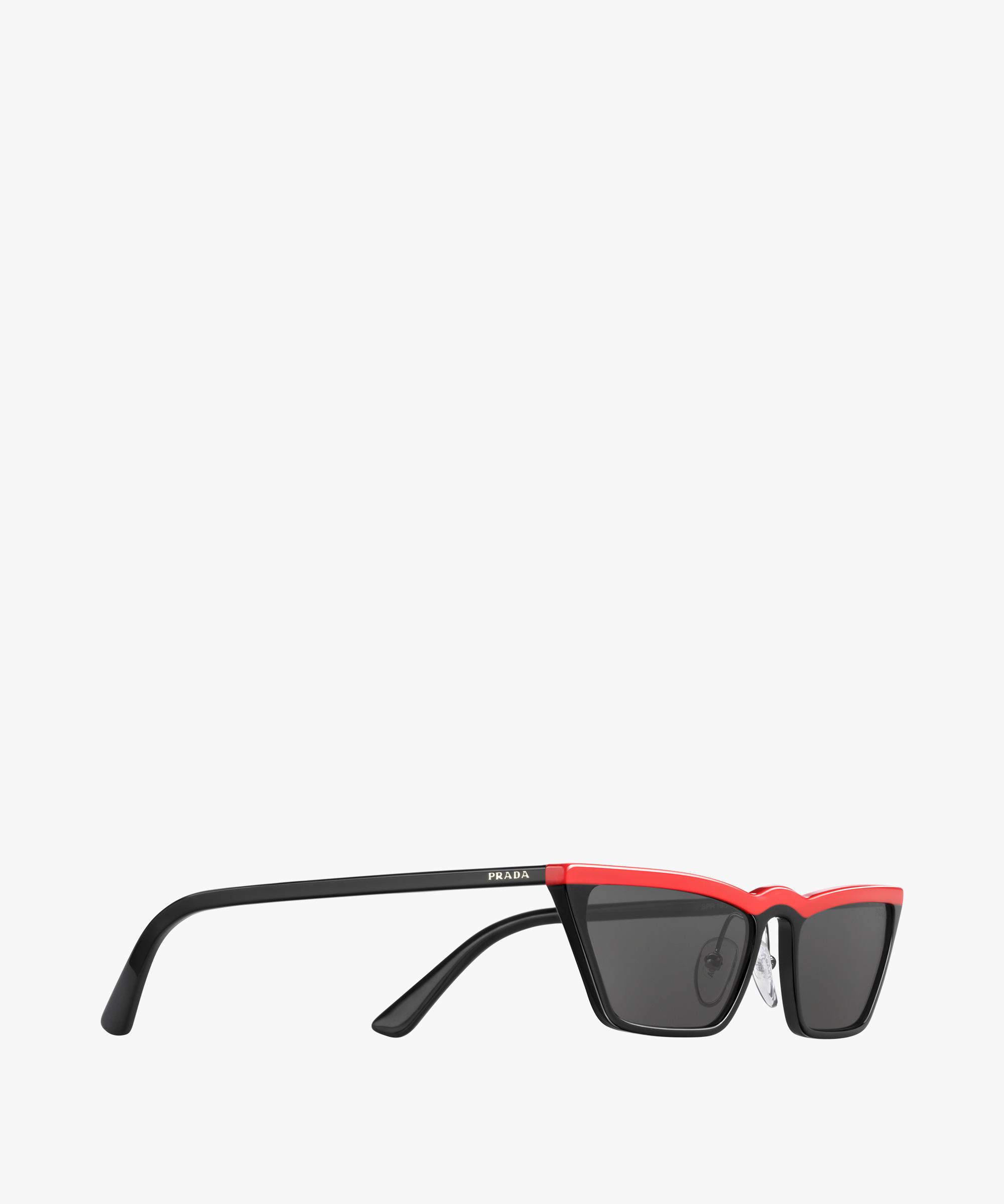 c5c760944cbb ... Prada Ultravox Eyewear Prada SLATE GRAY LENSES ...